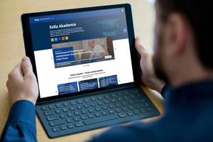Unter bauakademie.xella.de sind ab sofort Webinare, Online-Tutorials, Präsenztermine und eine umfangreiche Mediathek abrufbar.
