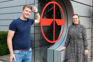 Im Sommer 2021 stiegen Judith Deitert und Jonas Wissing offiziell in die Geschäftsführung ein.
