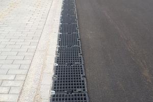Eine saubere Sache: Die Standzeit des Substrats ist abhängig vom Verkehrsaufkommen und liegt zwischen 15 und 40 Jahren.<br />