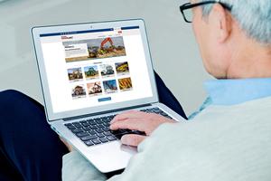 2002 führte Ritchie Bros. seinen Echtzeit-Online-Bieterservice ein und erleichtert Käufern die Teilnahme an Auktionen auf der ganzen Welt.