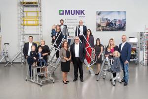 Die Munk Group wird von der Unternehmerfamilie Munk getragen. Das spiegelt sich jetzt auch im Namen wider.