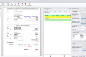 Auf Baurechnungen wird gestrichen, neu berechnet und kommentiert. Mit dem Baurechnungseditor von smartPS funktioniert das auch digital.