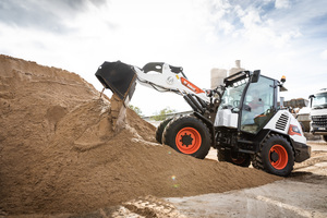 Durch den Einstieg im Radlader Segment verfügt Bobcat nun über das größte Lader-Portfolio aller Hersteller weltweit.