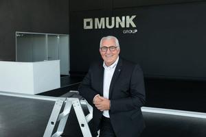 Ferdinand Munk, geschäfts-führender Gesellschafter der Munk Group.