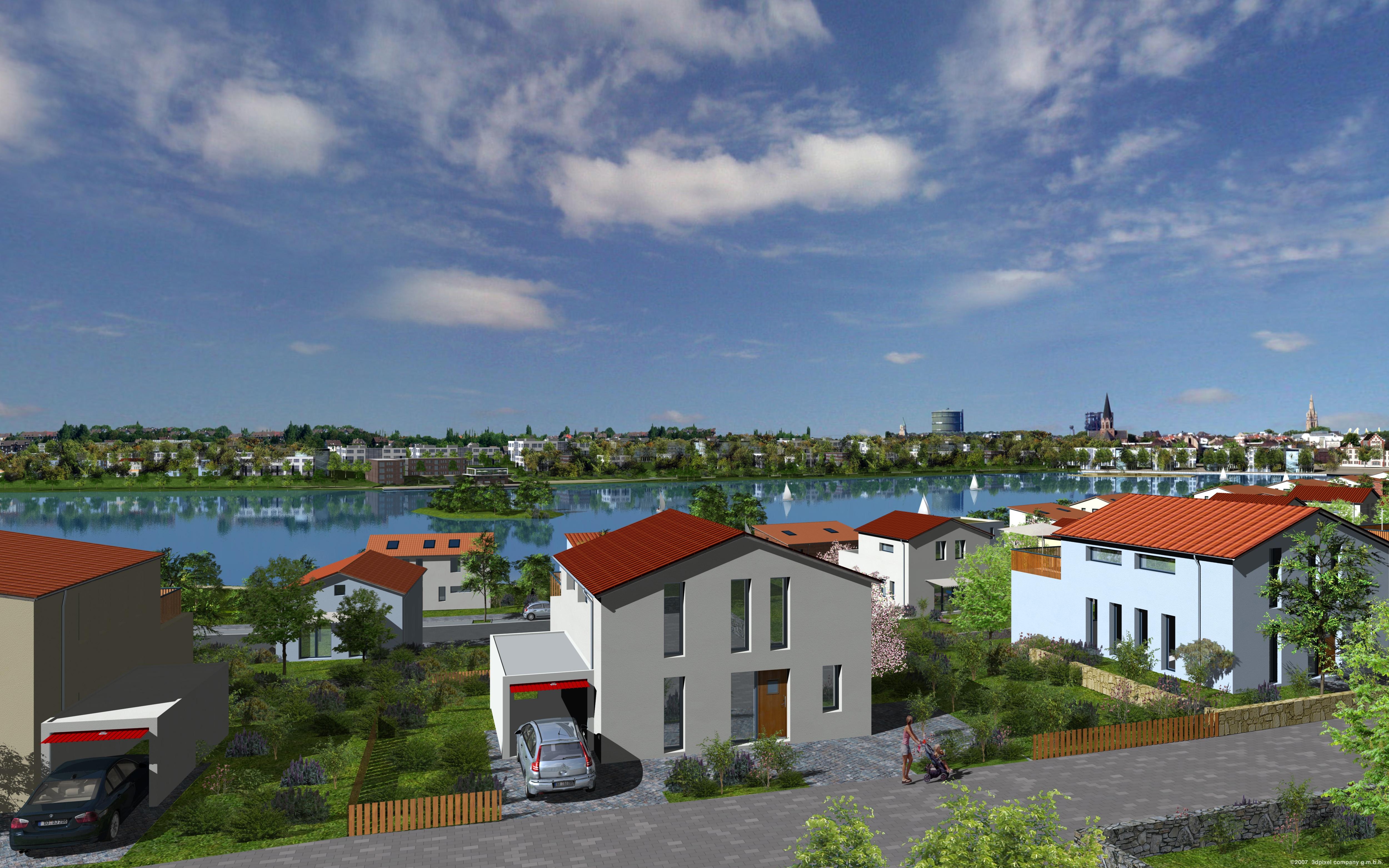 This Dortmunder Phoenix See Eines Der Ambitioniertesten Stadterneuer