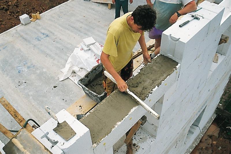 Bevorzugt Mauern, schneiden, schlitzen und bewehren - THIS – Tiefbau Hochbau FE64