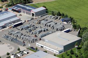 In 2011 hat Birco in Sinzheim ein neues Logistikzentrum mit ca. 12.000 m<sup>2</sup> in Betrieb genommen.<br />