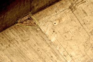 Die Schäden am Beton wurden durch extreme Fahrbahnbelastungen und durch harte Winter immer gravierender