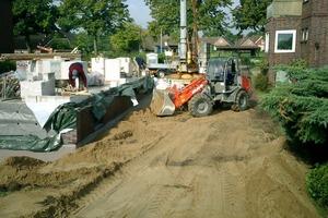Der Keller ist abgedichtet und wasserdicht – auf Wunsch mit 30 Jahren Gewährleistung durch ABG<br />