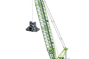 Die Entwicklung ist abgeschlossen, jetzt haben die Monteure in der Produktion das Sagen. Der neue Sennebogen 300 t Seilbagger wird auf der Bauma 2016 zu sehen sein.<br />