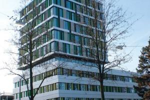 Beim Bau des Landratsamtes Heilbronn war die Expertise in Sachen thermische Bauphysik, Raumakustik, Schallimmissionsschutz und Abdichtungen gefragt<br />