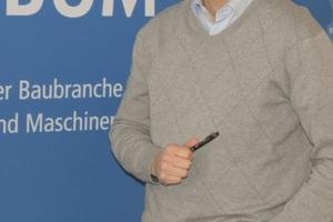 Dieter Schnittjer ist Geschäftsführer der VDBUM Service GmbH