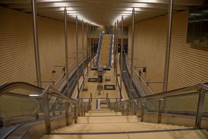 """<span class=""""info_link""""><strong>City Tunnel Leipzig (2003-2013):</strong></span><strong> </strong>Kernstück des Projektes war eine zweigleisige, elektrifizierte Hauptbahn, die von Leipzig Nord nach Leipzig Bayerischer Bahnhof führt und die Innenstadt in einem Tunnel unterquert. Auftraggeber waren die DB Station &amp; Service AG, endvertreten durch die DEGES Deutsche Einheit Fernstraßen-planungs- und -bau GmbH. Die Bauausführung erfolgte durch die Ed. Züblin AG und die Matthäi Bauunternehmen GmbH &amp; Co. KG."""