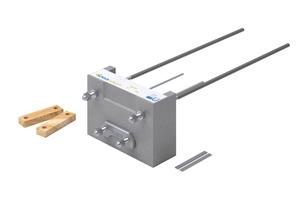Der Isokorb Typ RKS bietet eine wärmegedämmte und statisch sichere Lösung beim Anschluss an Stahlkonstruktionen in der Renovierung. <br />