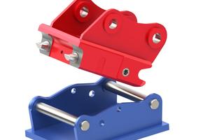 Das SW1615-SQ-System: Für jeden SQ-Wechsler liefert Lehnhoff auch den passenden Adapter: als Adapterrahmen, als Schweißadapter oder als Schraubarbeiter.