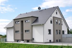 Schlanke Außenwände mit Mauerwerk aus UNIKA Kalksandstein bieten mehr Wohnraum und eine moderne und energetisch hochwirksame Gebäudehülle.
