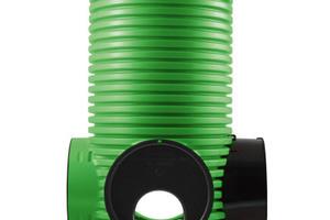 Das neue GaLa-drän-System entwässert große und kleine Flächen zuverlässig.