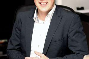 Björn Hickmann, Vertriebsleiter Telematik bei Kiesel