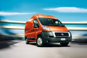 """Der Fiat Ducato wird um eine besonders wirtschaftliche und umweltfreundliche Erdgas-Variante erweitert<br /><span class=""""bildunterschrift_hervorgehoben"""">Foto: Fiat</span>"""