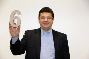 Dr. Cyrus Barimani, Leiter Entwicklung und Konstruktion Wirtgen GmbH