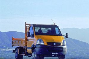 """7Mit dem Mascott bietet Renault einen echten """"leichten"""" LKW von 3,5 bis 6,5 t an<span class=""""bildunterschrift_hervorgehoben"""">Foto: Renault</span>"""