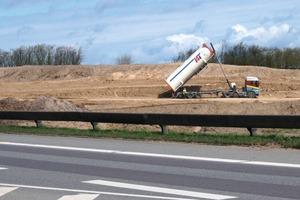 Bau der ersten privaten Autobahn in Dänemark<br />