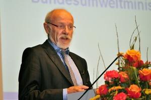 Dr. Viktor Mertsch vom NRW-Umweltministerium: Eine Fristenänderung oder gar eine Aufhebung der Dichtheitsprüfung steht gar nicht zu Diskussion<br />