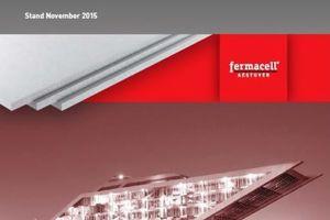Die neue Broschüre 'Fermacell Aestuver Fokus – Brandschutzbekleidungen für Stahlbauteile' hilft jetzt bei der Planung und fachgerechten Erstellung von Brandschutzbekleidungen für Stahlträger und –stützen.<br /><br /><br /><br />