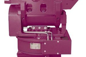 Der erste Tiltrotator wurde Mitte 2008 für einen Schreitbagger der Firma Kaiser in Liechtenstein von der Holp GmbH entwickelt