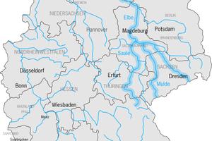 Immer wieder kommt es in den Einzugsgebieten von Elbe und Donau zu heftigen Regenfällen und Überschwemmungen. Der Schutz des Kellers gegen drückendes Wasser kann hohe Schäden vermeiden.