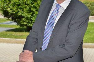 Clemens Kuhlemann, Geschäftsführer der Deutschen Poroton mit ihren Mitgliedsunternehmen Wienerberger, Schlagmann Poroton und Ziegelwerk Waldsassen