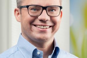Hauraton-Geschäftsführer Marcus Reuter.<br />