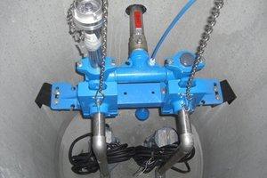 Werkseitig komplett vorausgerüstet erreichen die Pumpstationen vom Typ LevaPur und LevaPol ihren Bestimmungsort. Der Einbau ist dann ein Werk weniger Stunden<br /><br /><br /><br />