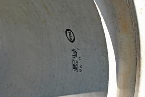 """Für den Stauraumkanal in Hürth kamen sulfatbeständige Stahlbetonrohre als """"in der Schalung erhärtete"""" Rohre nach DIN EN 1916 / DIN V 1201 und FBS-Qualitätsrichtlinie Teil 1 zum Einsatz"""
