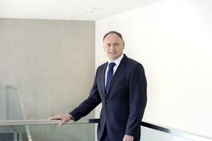 Josef Knitl ist neuer Vorstand bei Max Bögl. (Bild: Max Bögl)