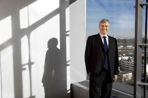Henrik Starup – neuer Vizepräsident für den Bereich Baumaschinen Europa bei CNH<br />
