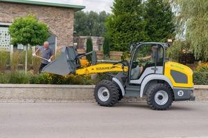Die ersten 5055e sind bereits an Kunden ausgeliefert und im Einsatz.<br />
