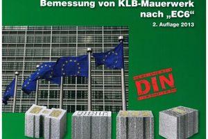 Die neue Broschüre zur Bemessung von KLB-Mauerwerk nach Eurocode 6