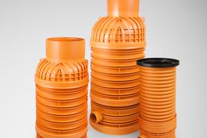 Mit der Schachtfamilie DN 1000, DN 800 und DN 600 sowie passenden Rohr- und Anschlusssystemen bietet REHAU für jede Anwendung die richtige Lösung.