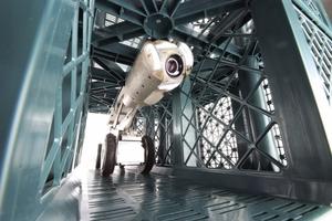 """Um die Funktionstüchtigkeit der Anlage jederzeit kontrollieren zu können, ist Rigofill inspect mit einem durchgehenden Inspektionstunnel ausgestattet<br /><span class=""""bildunterschrift_hervorgehoben"""">Fotos: Fränkische</span>"""