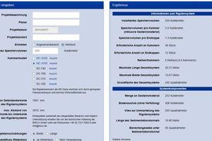 Planen einer Rigole leicht gemacht – der Online-Planungsassistent von Birco.<br />