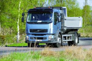 """8Ein neues automatisiertes Getriebe, das Volvo I-Sync, bietet Volvo Trucks jetzt für den Verteiler LKW Volvo FL an<span class=""""bildunterschrift_hervorgehoben"""">Foto: Volvo-Trucks</span>"""