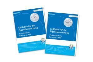In den Leitfäden für die Eigenüberwachung, Gruppe ABS wurden die Neuerungen aus DIN EN 18326 und DWA-Merkblatt 144-3 eingearbeitet
