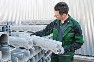 Aufgrund der lückenlosen Qualitätskontrolle entsprechen Birco Produkte nicht nur den geforderten DIN-Normen, sondern sind auch von verschiedenen Bauaufsichts-Stellen zertifiziert.<br />