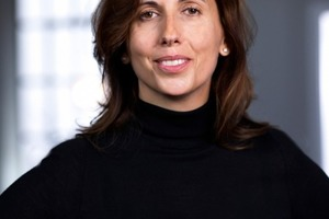 Dr. Janina Knab (41) ist die neue Konzernsprecherin der Zeppelin GmbH<br />