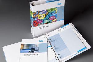 Der Knauf Schallschutzordner bietet neben Grundlageninformationen umfassende Unterstützung für Planende und Ausführende. <br />