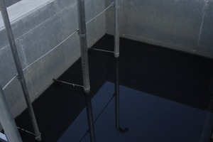 Im Transportbetonwerk produziert, im Fahrmischer angeliefert und wie Normalbeton eingebaut: Der neu entwickelte ESW-Beton erfordert auf der Baustelle keinen Zusatzaufwand