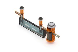 Das Regenwasserbehandlungssystem Rausikko HydroMaxx besitzt eine DIBt-Zulassung.<br />