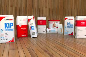 Die Schwenk Putztechnik bietet ein umfangreiches Produktsortiment für den Holzbau an.