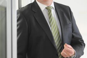 Martin Hemberger, Vorsitzender der Geschäftsführung der Harsco Infrastructure Deutschland GmbH und Geschäftsführer der Harsco Infrastructure Services GmbH. Seit 2006 ist Martin Hemberger 2. Vorsitzender des GSV<br />